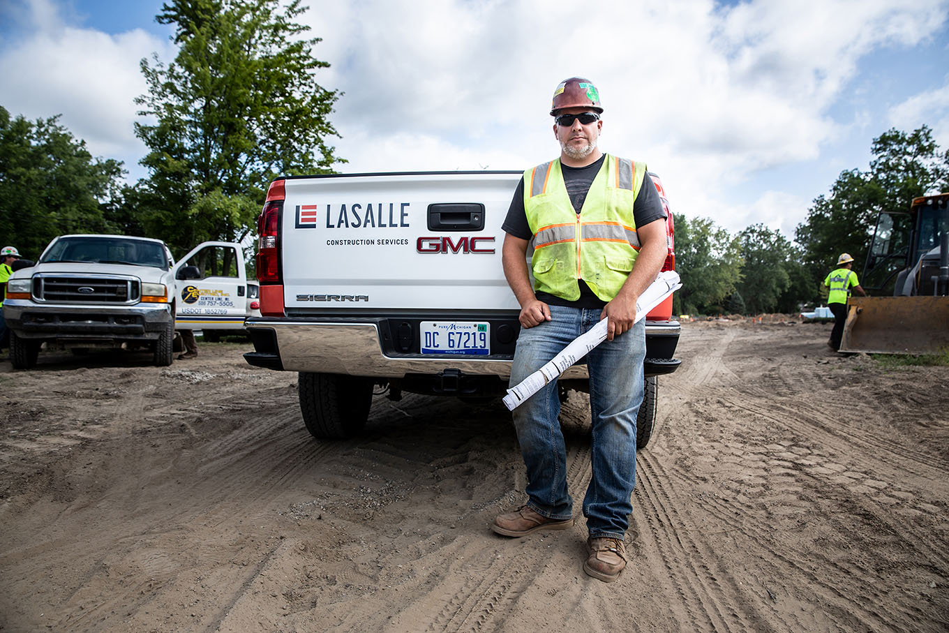 Lasalle Construction Services